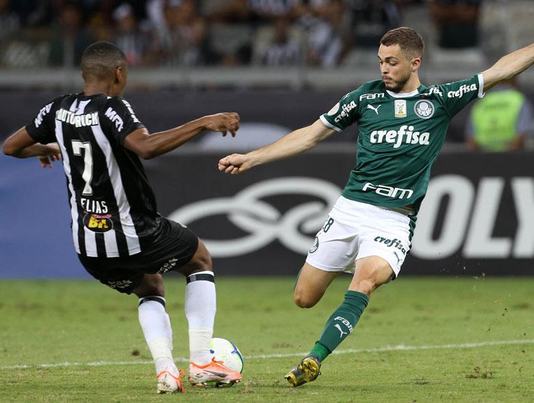 Atlético-MG 0x2 Palmeiras