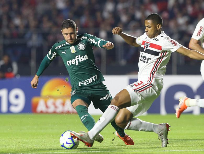 SPFC 1x1 Palmeiras