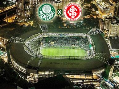 Pré-jogo Palmeiras x Internacional