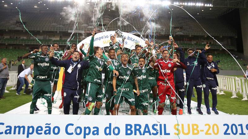 Campeão Copa do Brasil Sub-20