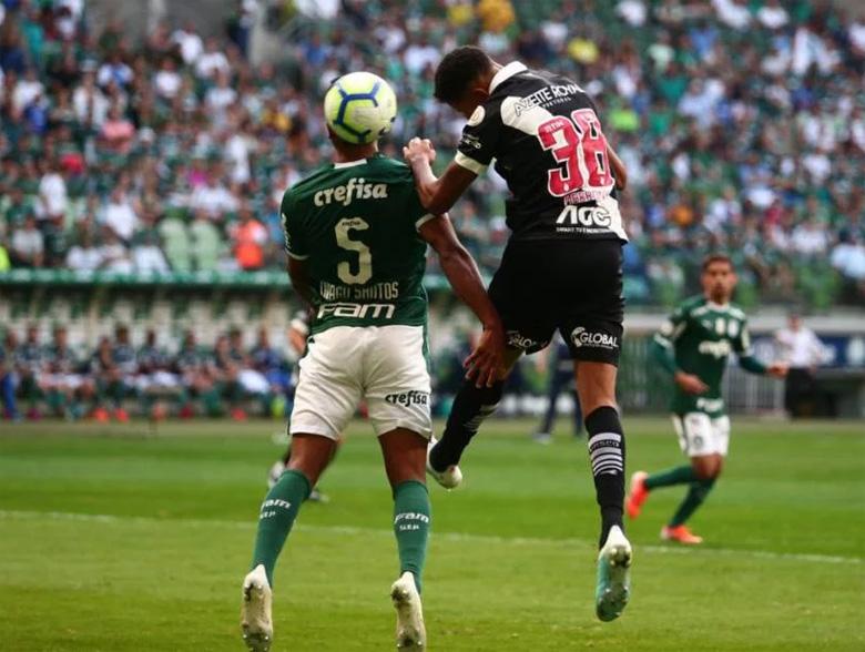 Palmeiras 1x1 Vasco
