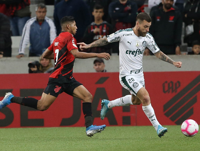 Athletico-PR 1x1 Palmeiras