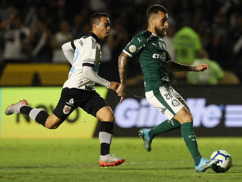 Vasco 1x2 Palmeiras