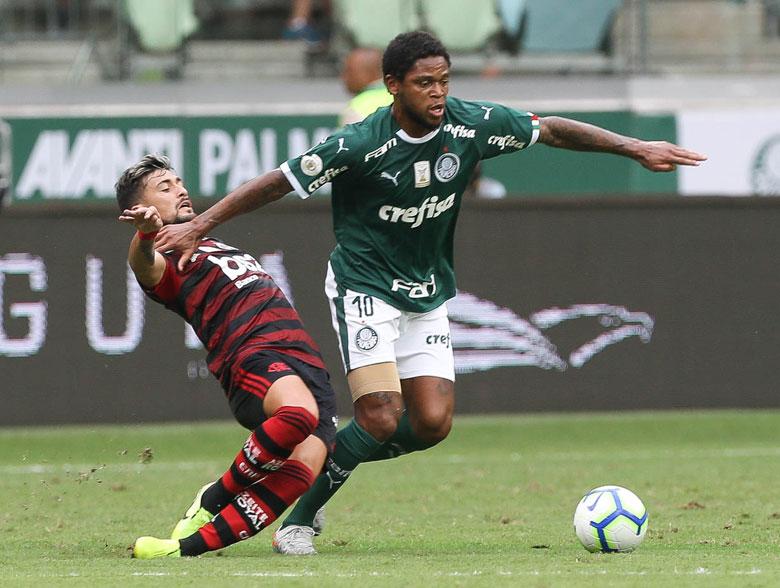 Palmeiras 1x3 Flamengo