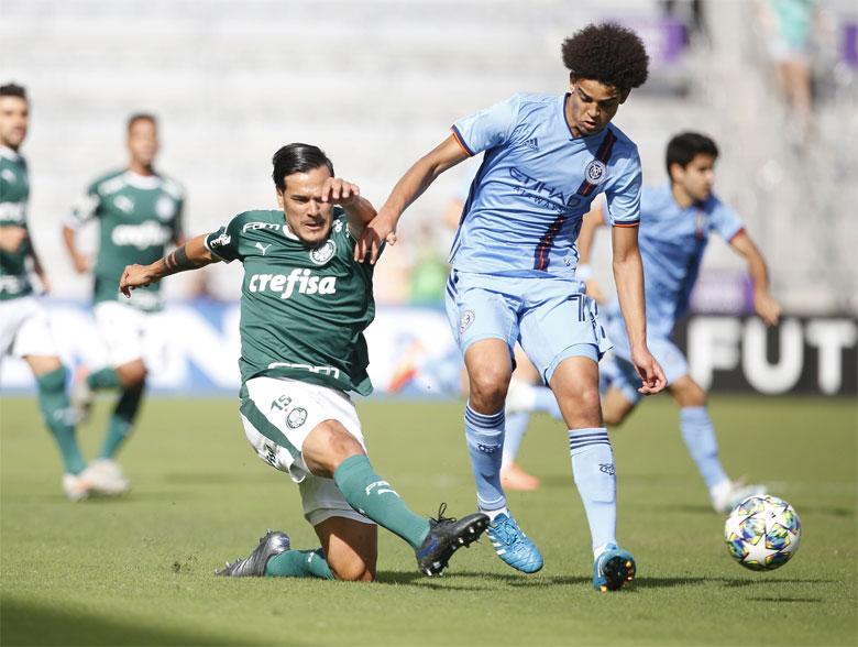 New York City FC 1x2 Palmeiras