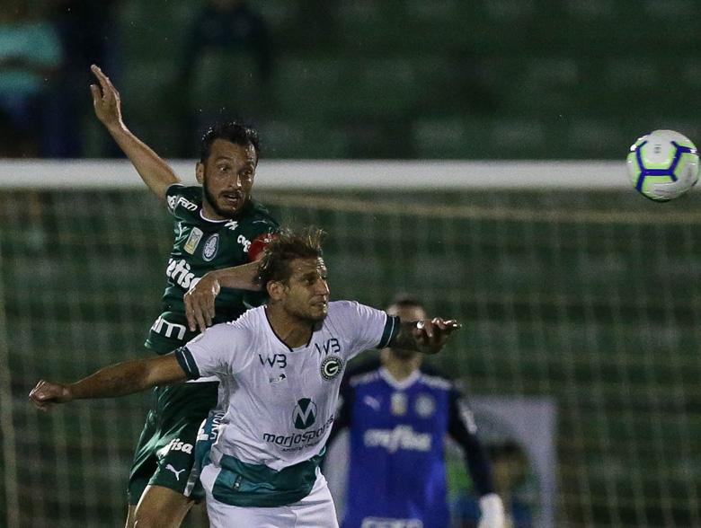 Palmeiras 5x1 Goiás