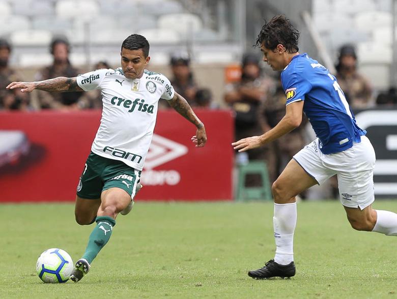 Cruzeiro 0x2 Palmeiras
