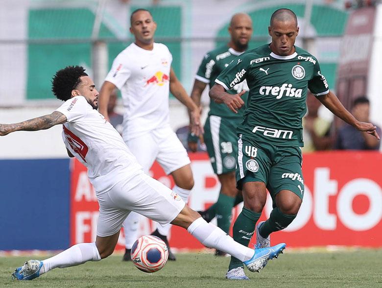 Bragantino 2x1 Palmeiras