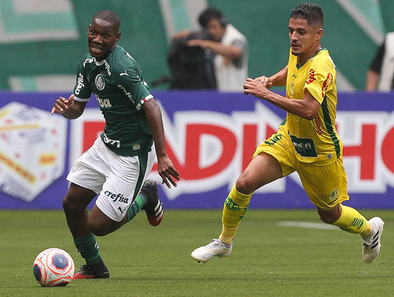 Palmeiras 3x1 Mirassol