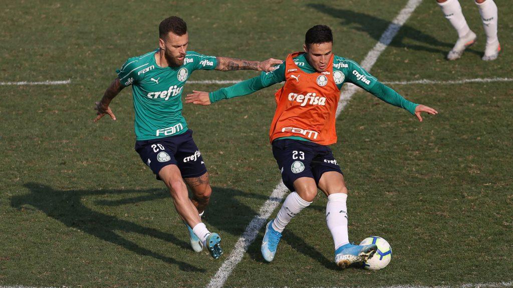 Lucas Lima e Raphael Veiga