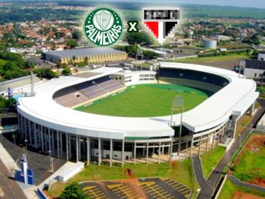 Pré-jogo Palmeiras x SPFC