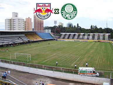 Pré-jogo Bragantino x Palmeiras
