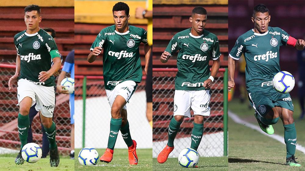 Renan, Henri, Garcia e Veron