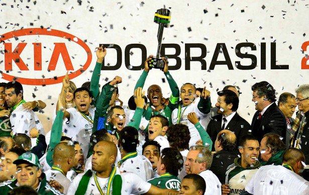 Campeão da Copa do Brasil 2012