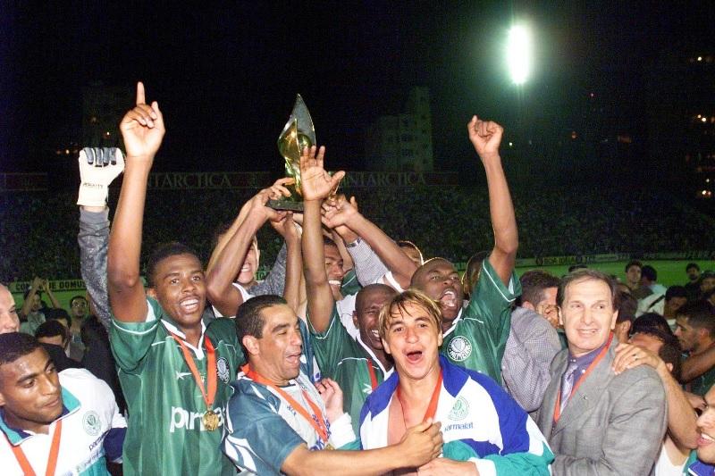 Campeão Mercosul 1998