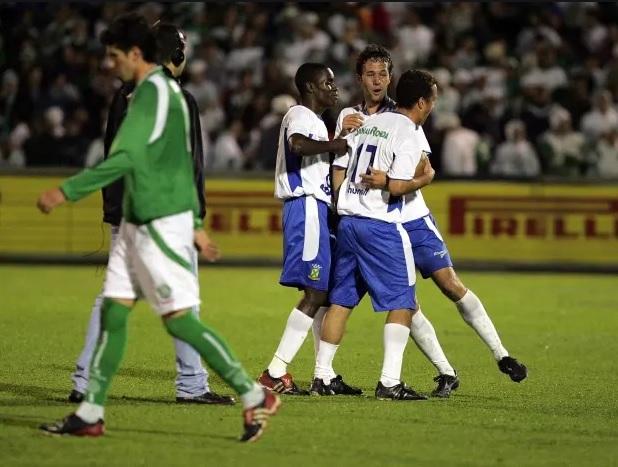 Palmeiras 4x4 Santo André