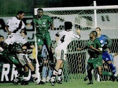 Vasco 2x4 Palmeiras - 1999