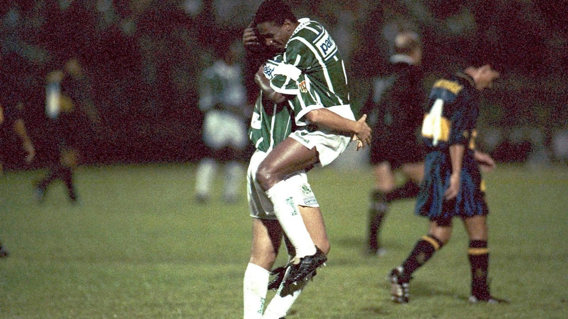 Palmeiras 6x1 Boca Juniors