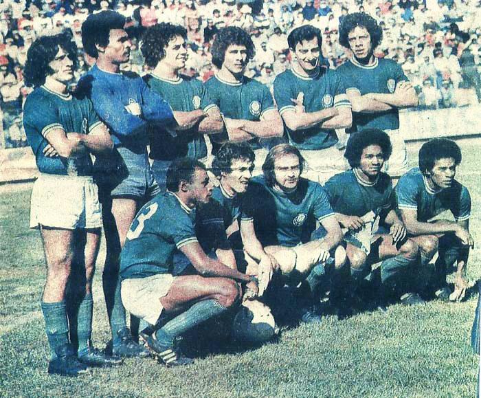 Libertadores da América 1974