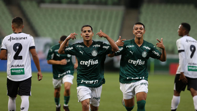 Palmeiras x Ceará - Campeonato Brasileiro Sub-20 2020