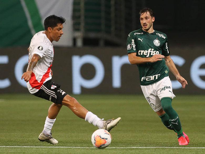 Palmeiras 0x2 River Plate