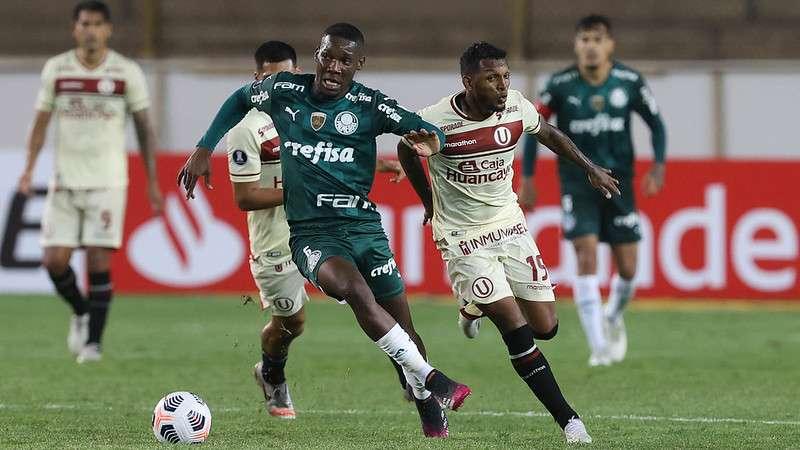 Patrick de Paula - Libertadores