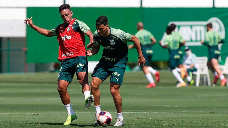Gabriel Menino e Danilo Barbosa
