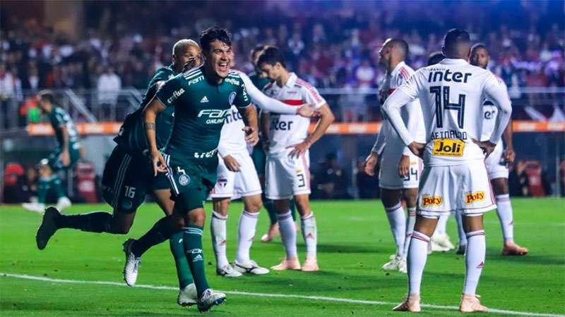 Retrospecto recente do Palmeiras no Morumbi é positivo