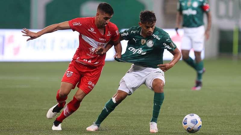 Palmeiras 0x1 CRB