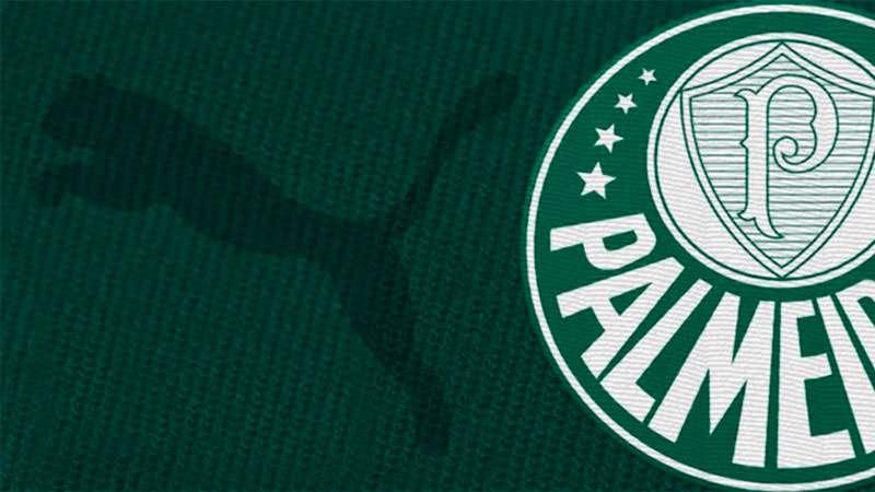 Palmeiras anunciou renovação com a Puma até 2024