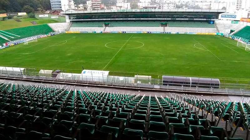 Estádio Alfredo Jaconi, em Caxias do Sul