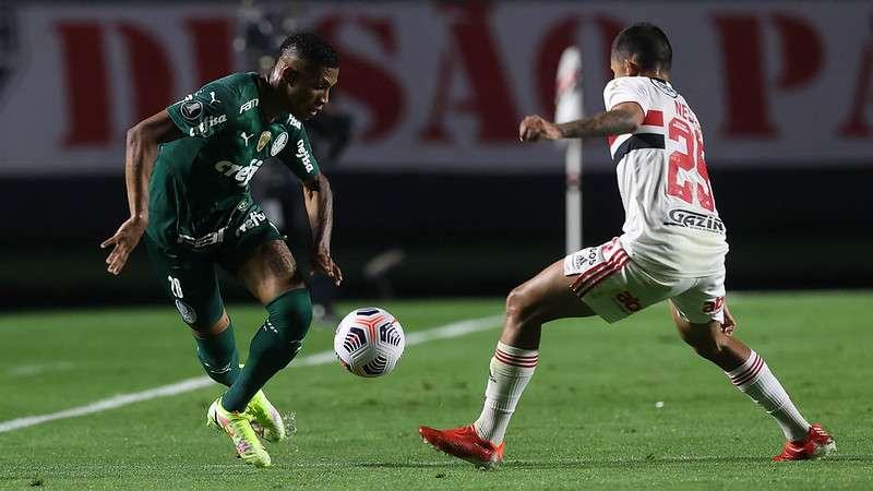 SPFC 1x1 Palmeiras - Libertadores