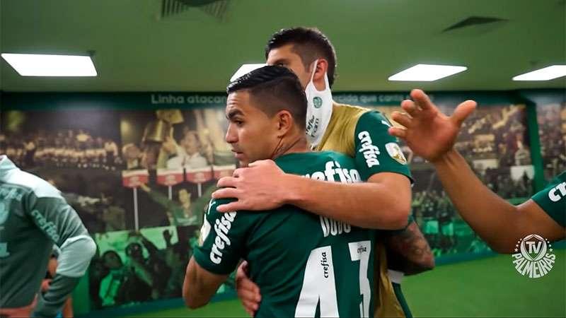 Bastidores da vitória sobre o SPFC na Libertadores